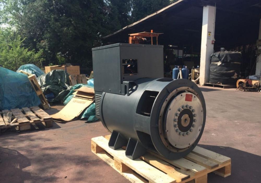 Revisione Generatore