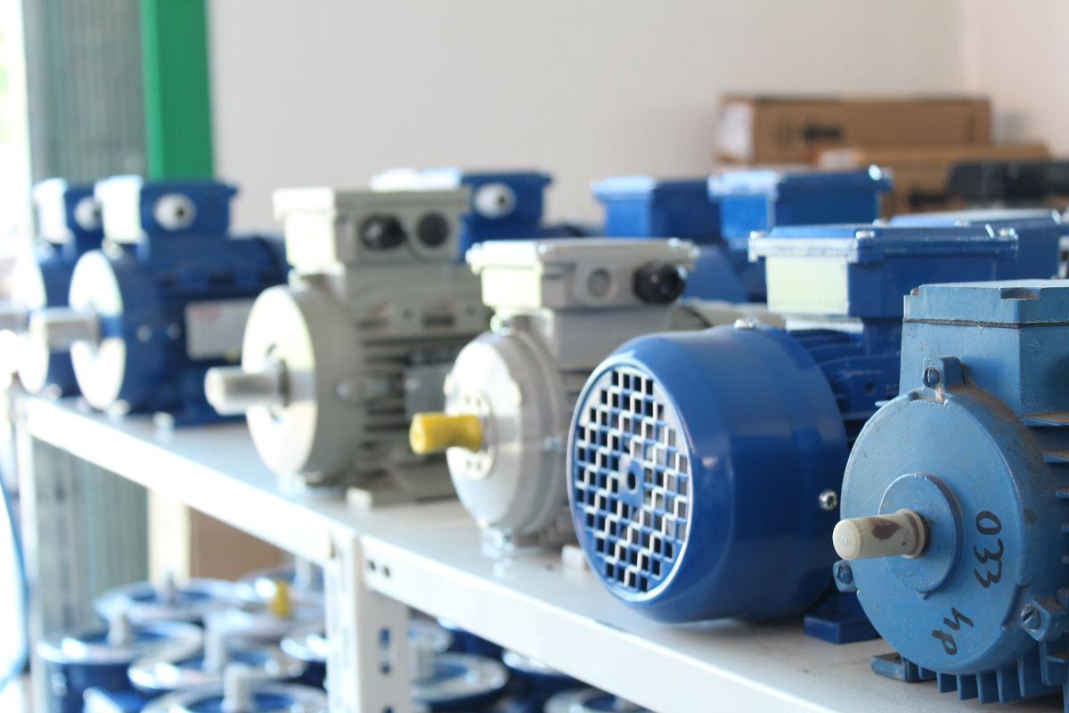 Motori elettrici trifase-monofase-B3-B5-B14